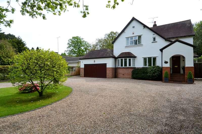 4 Bedrooms Detached House for sale in Beaks Hill Road, Kings Norton, Birmingham, B38