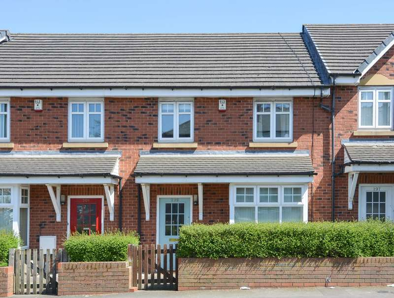 3 Bedrooms Property for sale in Portland Road, Birmingham, B17