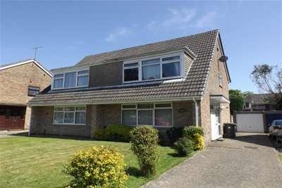 4 Bedrooms Semi Detached House for rent in Royston Avenue, Boyatt Wood