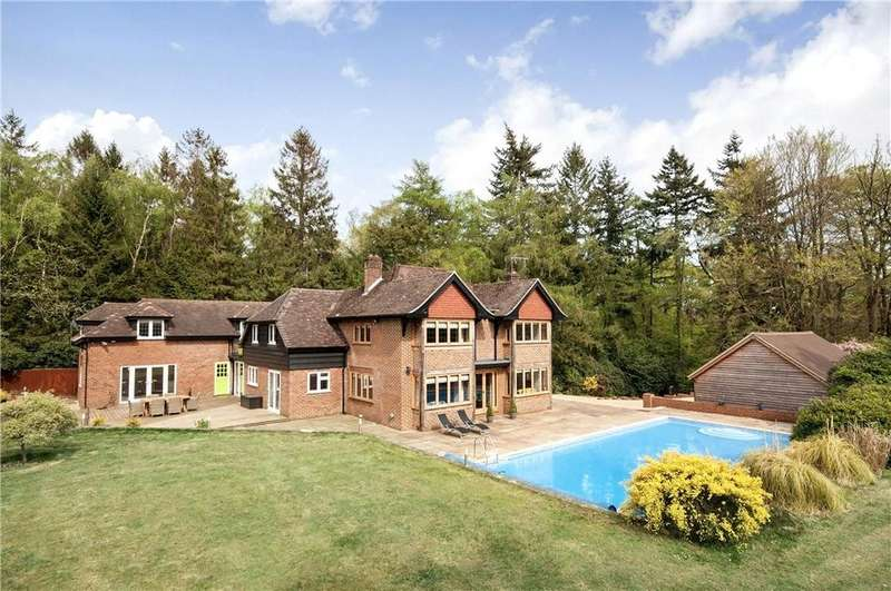 8 Bedrooms Detached House for sale in Straight Mile, Ampfield, Romsey, Hampshire, SO51