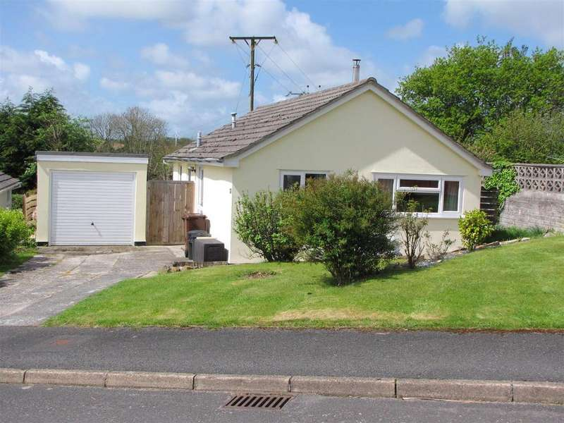 2 Bedrooms Detached Bungalow for sale in Grampound, Truro