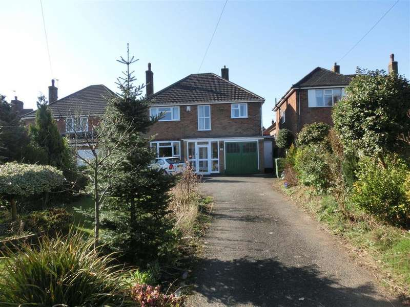 3 Bedrooms Detached House for sale in Hollywood Lane, Birmingham