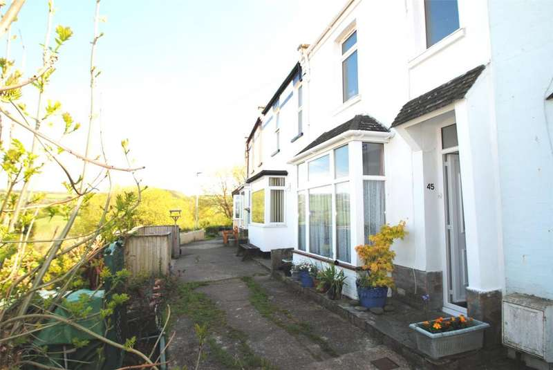 3 Bedrooms Terraced House for sale in Chambercombe Road, Ilfracombe