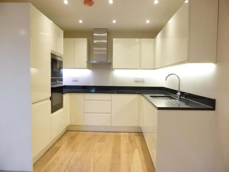 2 Bedrooms Apartment Flat for sale in Whitchurch Road, Pangbourne