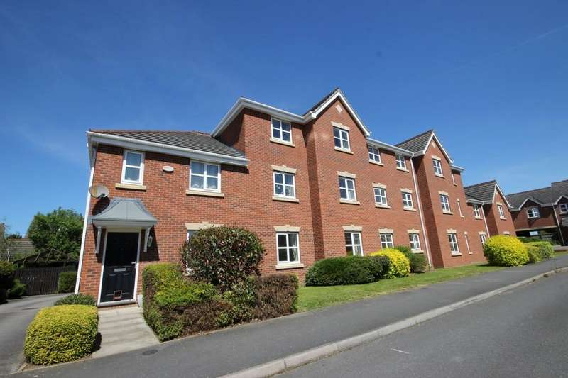2 Bedrooms Apartment Flat for sale in Osier Fields, East Leake
