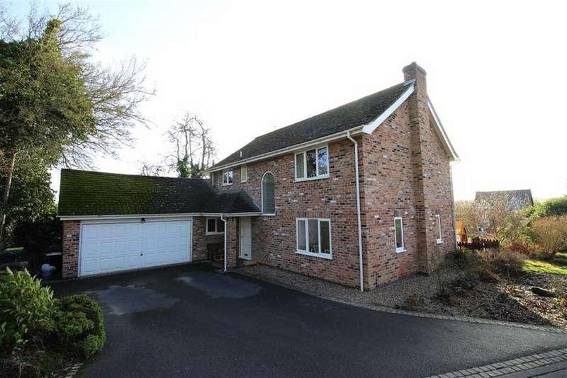 5 Bedrooms Detached House for sale in Hazelwood Road, Duffield, Duffield Belper