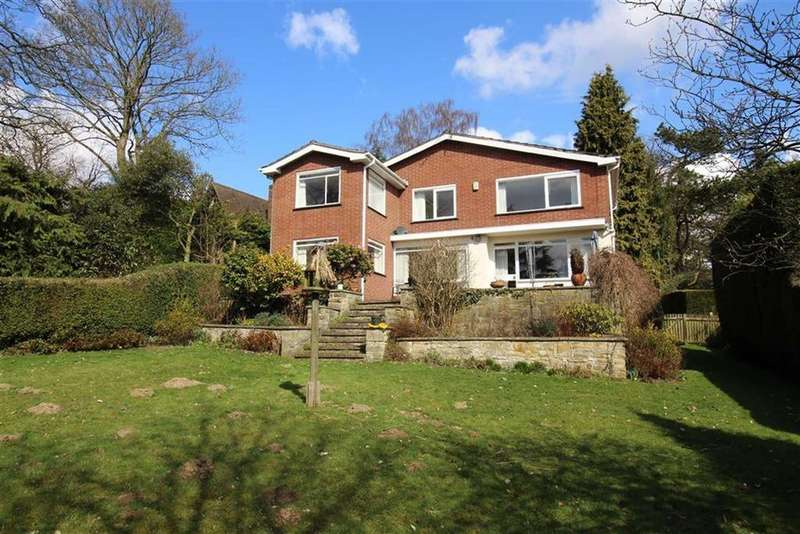 4 Bedrooms Detached House for sale in Hazelwood Road, Duffield, Derby