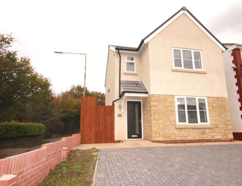 3 Bedrooms Detached House for sale in Cwrt Pentwyn, Pontypridd