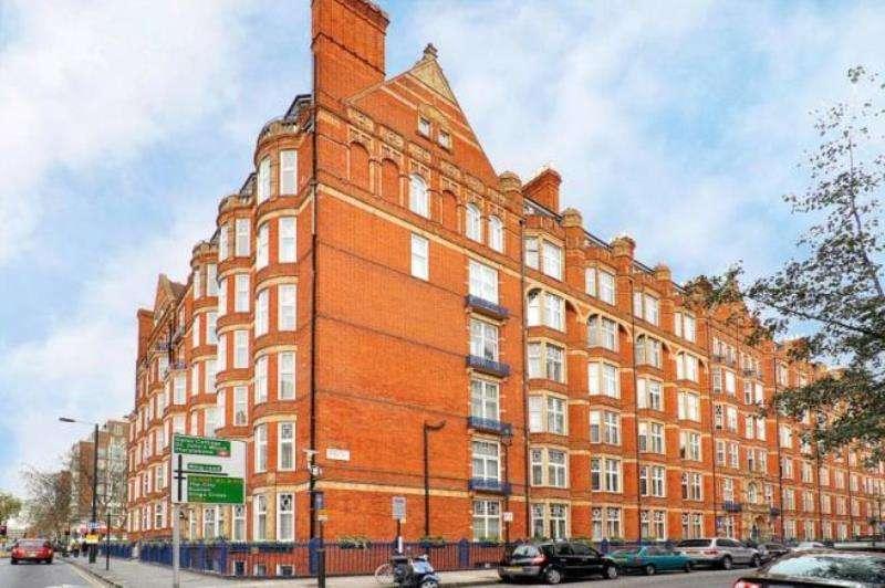 Flat for sale in Bickenhall Mansions, Bickenhall Street, London W1