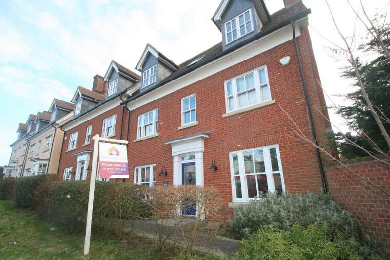 5 Bedrooms Semi Detached House for sale in Broad Road Braintree