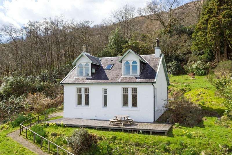 4 Bedrooms Detached House for sale in Tighnabruaich, Argyll and Bute
