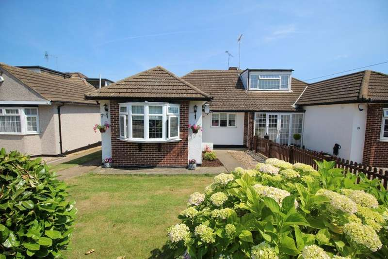 3 Bedrooms Bungalow for rent in Howes Mead, North Weald, CM16