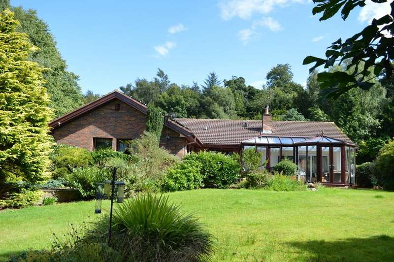 5 Bedrooms Detached Bungalow for sale in Eagle Drive, Longridge, Berwick upon Tweed, Northumberland