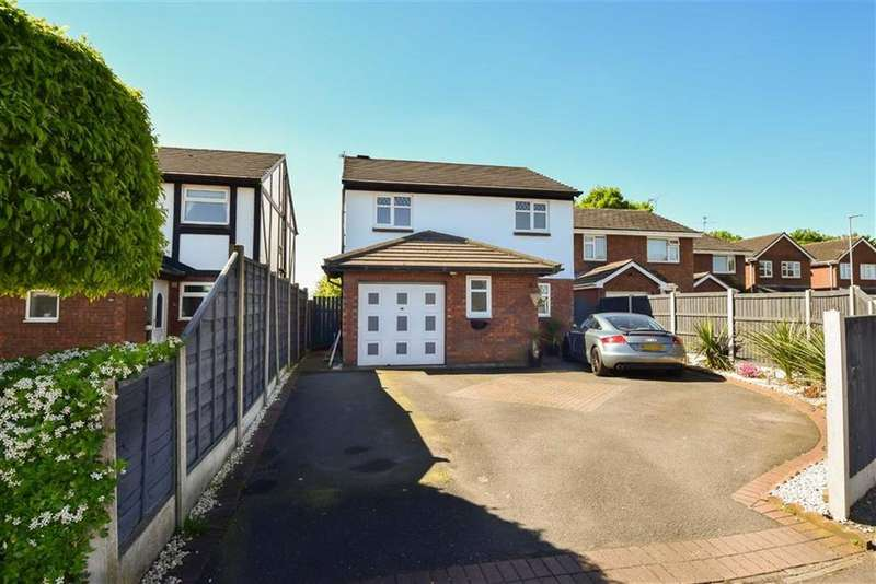 4 Bedrooms Detached House for sale in Chadwick Road