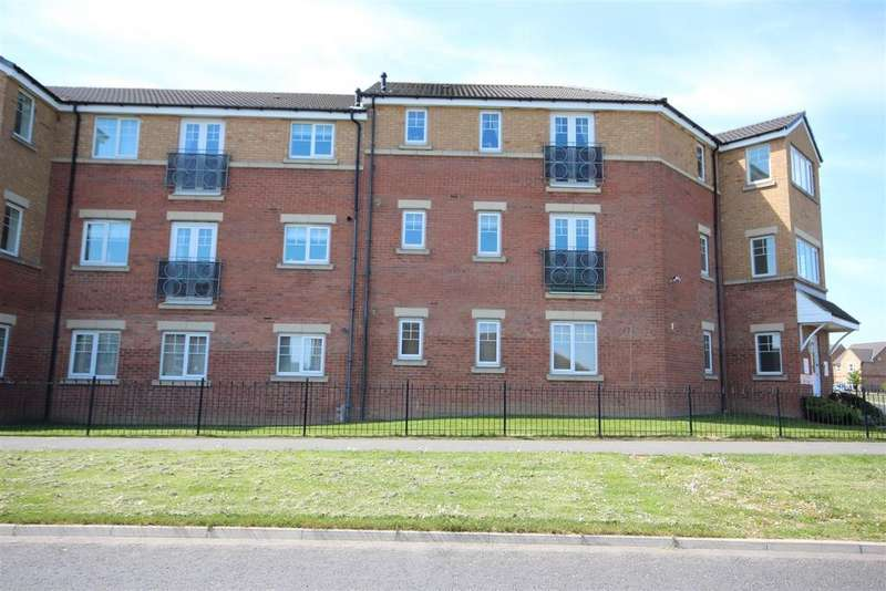 2 Bedrooms Apartment Flat for rent in Blackberry Apartments, Bishop Cuthbert, Hartlepool