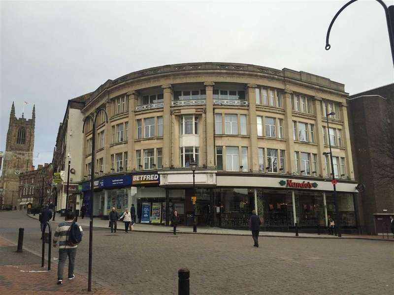 2 Bedrooms Apartment Flat for sale in Market Place, Derby