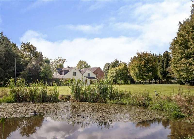 5 Bedrooms Detached House for sale in Mercaston, Ashbourne, Derbyshire