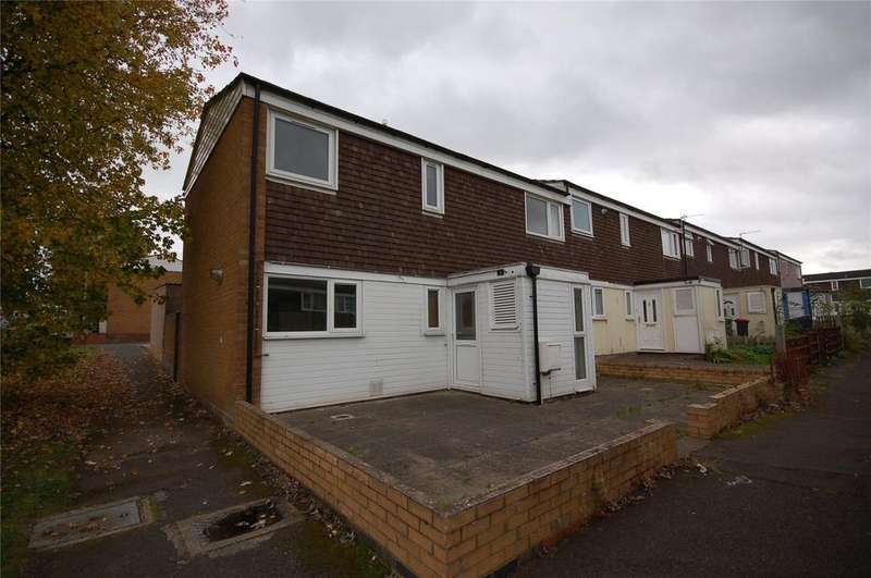 3 Bedrooms House for rent in 1 Sunnymead, Sutton Hill, Telford, TF7