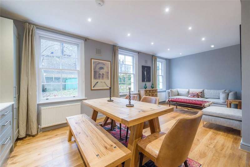 2 Bedrooms Apartment Flat for sale in Cambridge Gardens, Kilburn Park, London, NW6