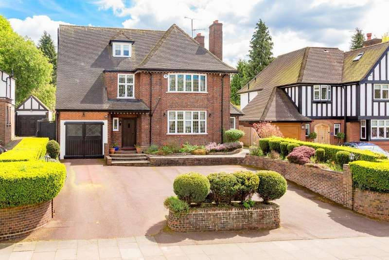 5 Bedrooms Detached House for sale in Old Bedford Road, Luton, LU2 7HP
