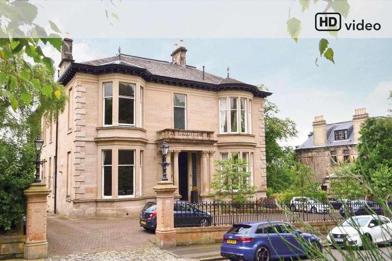 1 Bedroom Flat for sale in Cleveden Drive, Flat 1, Kelvinside, Glasgow, G12 0NX