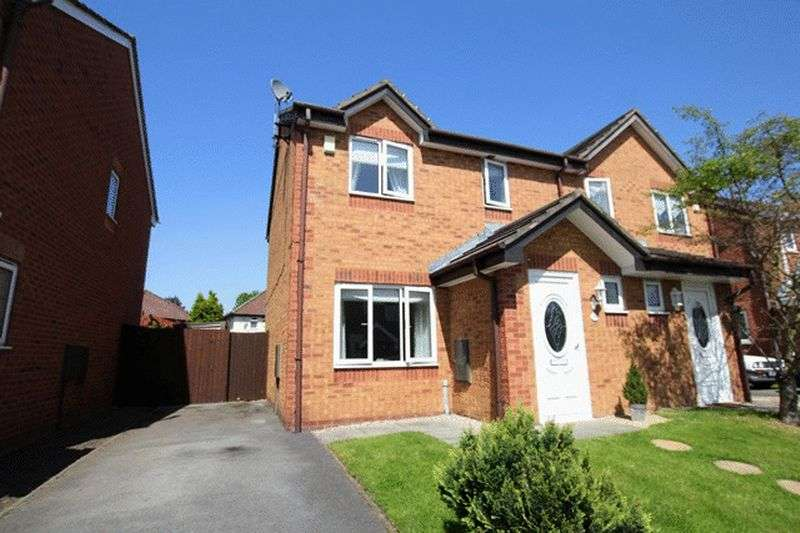 3 Bedrooms Property for sale in Crossford Road, Dovecot, Liverpool, L14