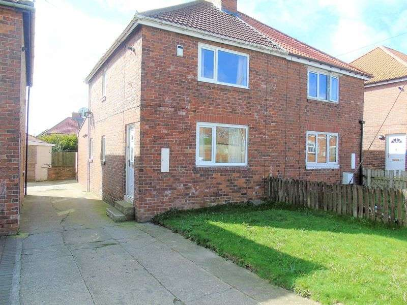 2 Bedrooms Property for sale in A J Cook Terrace, Durham