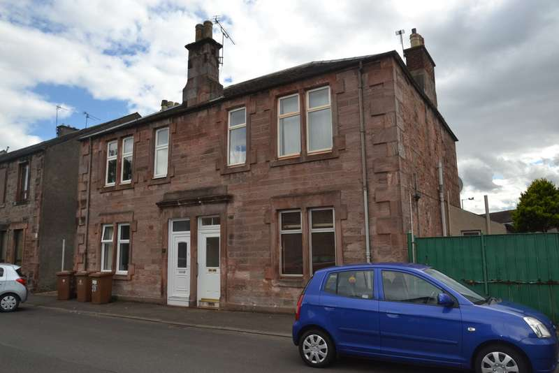 2 Bedrooms Property for rent in Hill Street, Alloa FK10