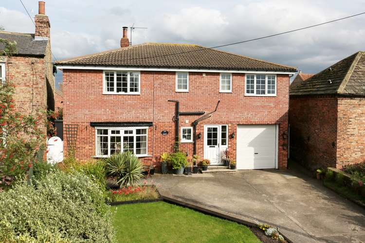 4 Bedrooms Detached House for sale in Marton Cum Grafton, York
