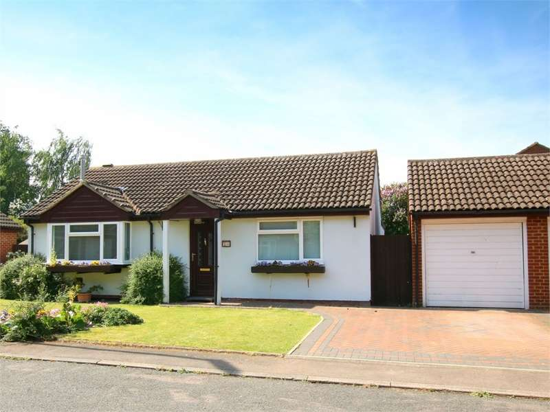 2 Bedrooms Detached Bungalow for sale in Little Paxton, ST NEOTS