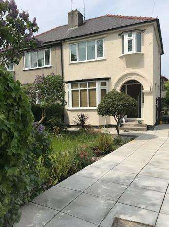 3 Bedrooms Semi Detached House for rent in Greasby Road, Greasby