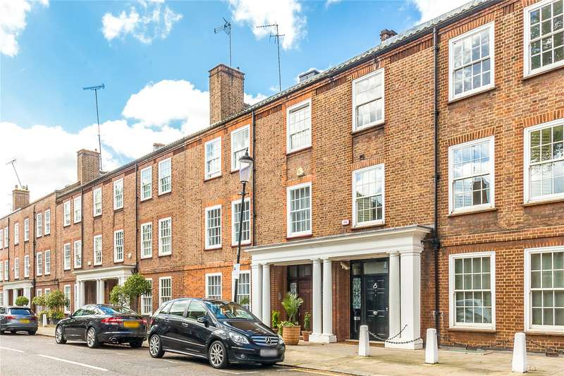 5 Bedrooms Terraced House for sale in Chelsea Square, Chelsea, London, SW3