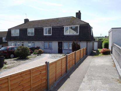 2 Bedrooms Flat for sale in St. Austell, Cornwall
