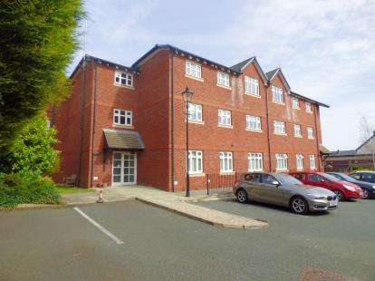 2 Bedrooms Flat for sale in Elm Court, Village Road, Bebington, Wirral, CH63