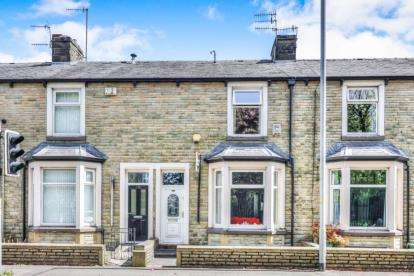 3 Bedrooms Terraced House for sale in Barden Lane, Burnley, Lancashire, BB10