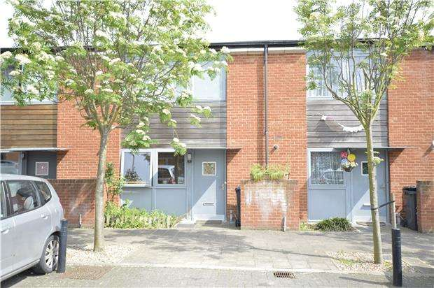 3 Bedrooms Terraced House for sale in Warmwell Avenue, COLINDALE, NW9 5DB
