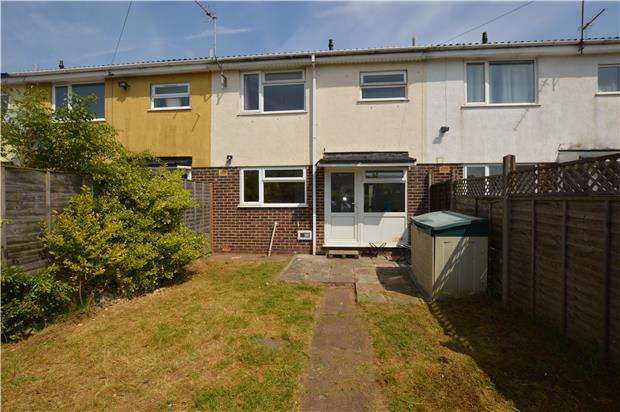 3 Bedrooms Terraced House for sale in Glenfall, Yate, BRISTOL, BS37 4LY