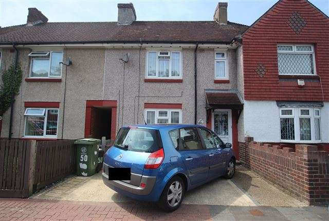3 Bedrooms Terraced House for sale in Colwell Road, Cosham, Portsmouth, Hampshire, PO6 3HJ