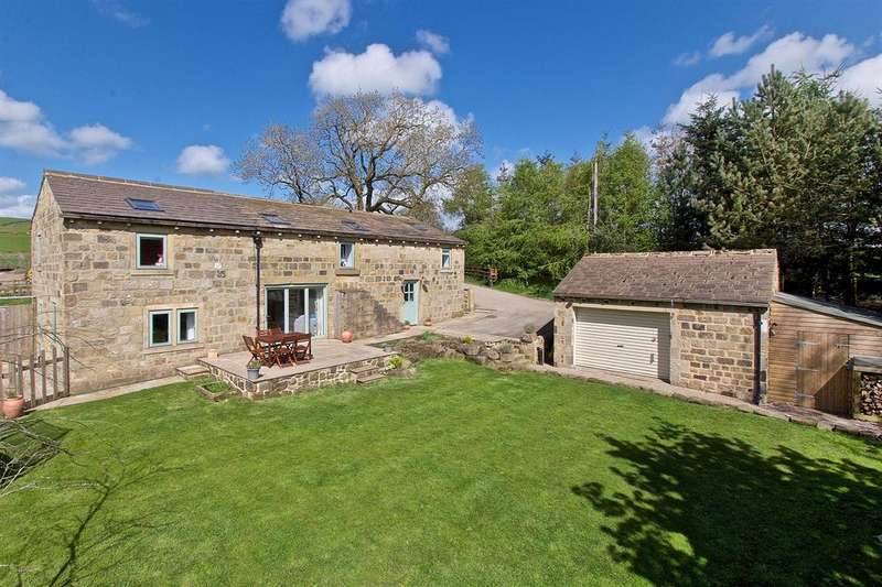 5 Bedrooms Barn Conversion Character Property for sale in Swallow Hill Farm, Moorside Lane, Askwith, Otley, LS21