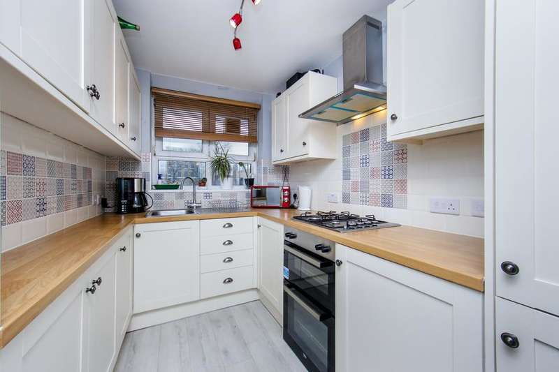 3 Bedrooms Flat for sale in Gosling Way, London SW9