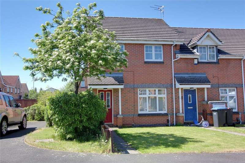 3 Bedrooms End Of Terrace House for sale in The Midfield, Middlesbrough