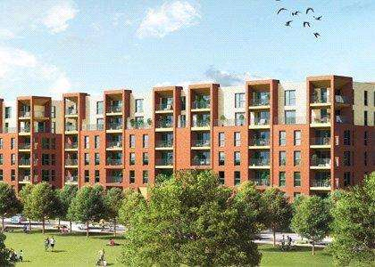 1 Bedroom Apartment Flat for sale in Lassen House Colindale Gardens, 1 Denmark Hill Drive, London, NW9