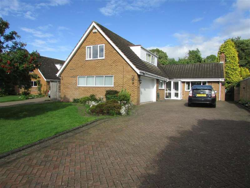 4 Bedrooms Detached House for rent in Oldway Drive, Solihull, B91 3HP