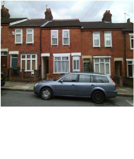 3 Bedrooms Terraced House for sale in Colin Road, Luton, LU2