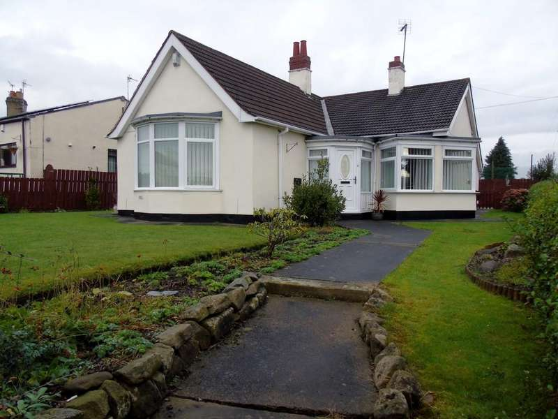 3 Bedrooms Detached Bungalow for sale in Woodhouse Lane, Bishop Auckland