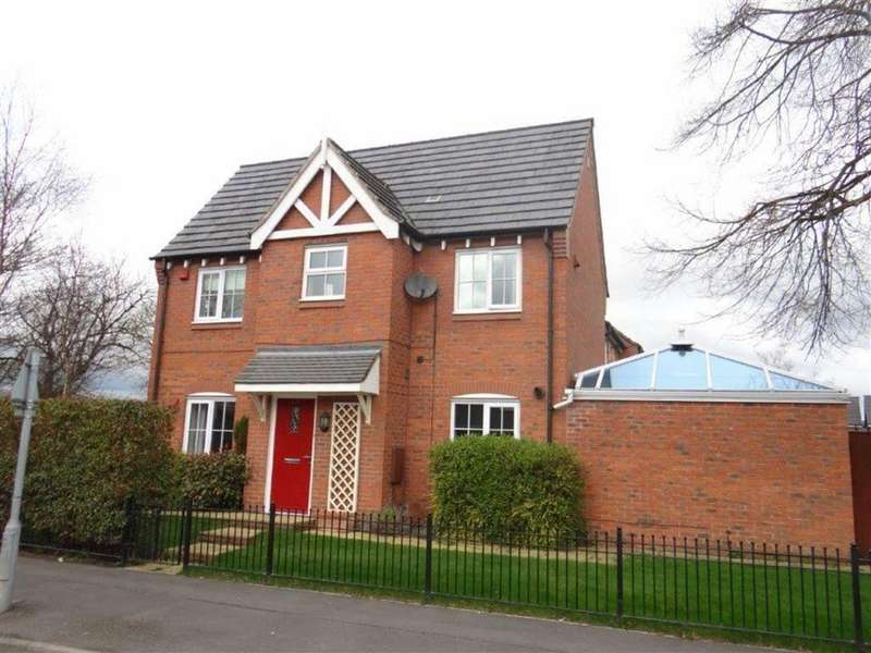 3 Bedrooms Link Detached House for sale in Gloucester Street, Atherton, Manchester