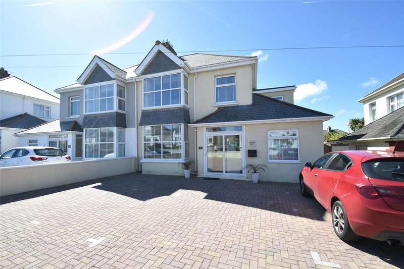 5 Bedrooms Semi Detached House for sale in Henver Road, Newquay