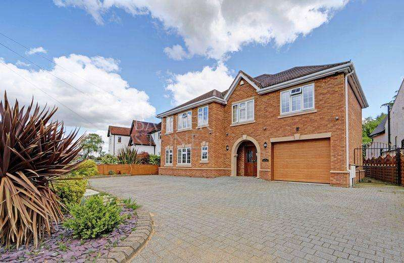 7 Bedrooms Detached House for sale in Fit for a King, Syke Ings