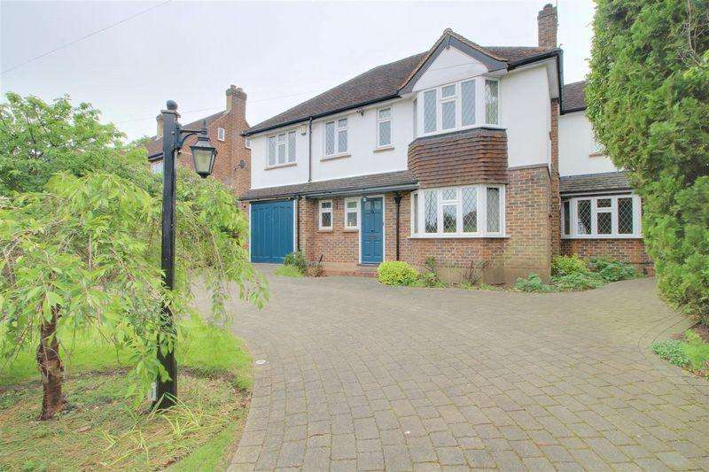 4 Bedrooms Detached House for rent in Woodside Road, West Purley