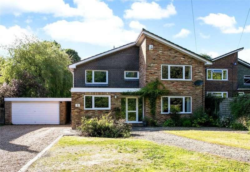 4 Bedrooms Detached House for sale in Chalk Lane, Hyde Heath, Nr Amersham, Buckinghamshire, HP6